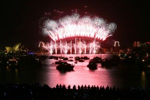 Sydney Harbour Bridge - New Years Eve