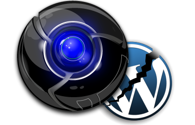 wordpress-chrome-broken-merged