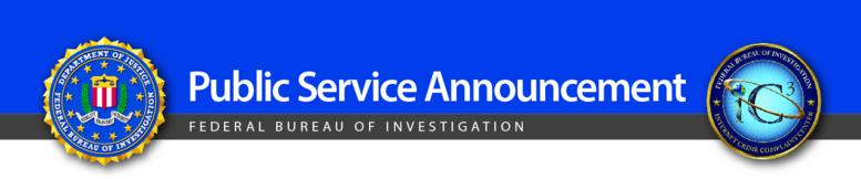 FBI-PSA Banner