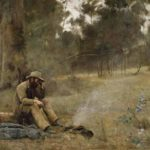 Frederick McCubbin's—Down On His Luck