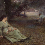 Frederick McCubbin's—On the Wallaby Track