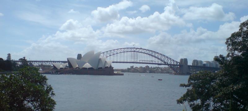 pic of Sydney Harbour Bridge