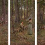The Pioneer, Frederick McCubbin, 1904